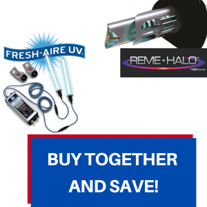 Reme Halo and Fresh Aire bundle