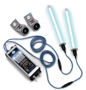 Fresh-Aire UV lights for HVAC