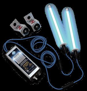 Fresh-Aire UV lights for HVAC